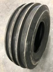 New Tire 11 L 15 Harvest King 4 Rib 8 Ply TL F-2M