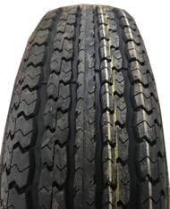 New Tire 235 80 16 Towmax ST Radial 10 Ply LRF ST235/80R16 Trailer USAF