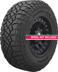 New Tire 33 12.50 17 Kenda Klever RT 10 Ply Mud 3ply Sidewall LT33x12.50R17 USAF