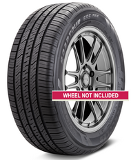 New Tire 215 55 17 Hercules Roadtour 655 P215/55R17 60,000 Miles