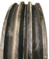 New Tire 9.5 L 15 Harvest King 4 Rib 8 Ply TL F-2M