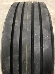 New Tire 12.5 L 15 Harvest King F1 Highway Rib Implement 12 Ply TL 12.5L-15 High Speed DOT