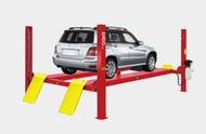 New 4 Post Hoist Amgo 12,000 lb Car Truck Four 12K Lift Non  Alignment
