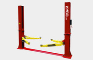 New 2 Post Hoist Amgo 12,000 lb Base plate 12K Lift