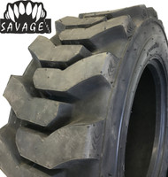 New Tire & Tube 10 16.5 Blemish Savage HD Premium Skid Steer 12 Ply DeepTread 42/32 10x16.5 PPT