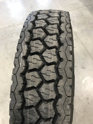 11 R 24.5 BF Goodrich DR444 CSD 14 ply Semi New Tire 11R24.5
