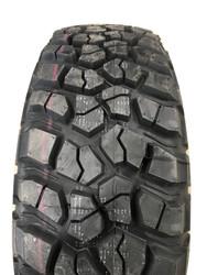 New Tire 265 70 17 BFGoodrich Mud Terrain TA KM2 10 Ply LRE RWL LT265/70R17