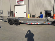 "New 2019 Norstar All Aluminum Flatbed Trailer 83""x20ft"