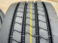 Free Shipping - New Tire 235 85 16 TransEagle 14 Ply ST All Steel Radial Trailer LRG ST235/85R16