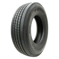 New Tire 295 80 22.5 Toyo M144 AP Steer 16ply 295/80R22.5 ATD