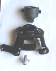 New MPMH+UMA - Motorcycle Plastic Mounting Head & Adapter