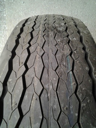 New Tire 11 24.5 JK Tyre Safeway 14 Ply Trailer