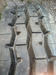 New Recap Tire Low Profile 22.5 CSD B Drive Semi Truck 295 75 LP Retread