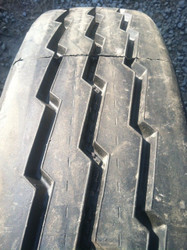 New Recap Tire Low Profile 24.5 Semi Trailer B Trailer Retread