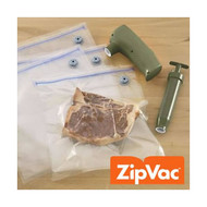 ZipVac Vacuum Sealer Kit