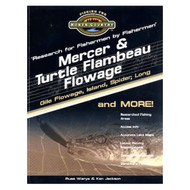 Mercer Wisconsin & Turtle Flambeau Flowage Region Lake Map Book