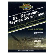 St. Germain, Sayner, Star Lake Region Lake Map Book