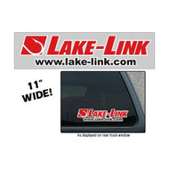Lake-Link Decal