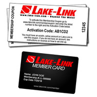 Lake-Link Membership Coupon