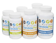 "Everything you need to complete the 2nd month of The Candida Diet Plan. The revolutionary Candida Diet program by ""The Candida Doctor"", Dr. Jeff McCombs, DC, that effectively balances Systemic Candida and restores normal balance to the whole body. The benefits and outstanding results The Candida Plan is known for are achieved by completing the entire program which is four months long (16 weeks)."