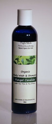 """This natural antifungal shampoo and body wash works great with the Candida Diet Plan. The Candida Diet was Created by """"The Candida Doctor"""", Dr. Jeff McCombs, DC, author of The Everything Candida Diet book and the Candida Plan program that has successfully helped tens of thousands of people for over 34 years!"""
