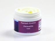 Psoriasis Eczema Dermatitis Cream with Sea Buckthorn, Zinc & Evening Primrose