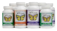 """The Candida Diet program for correcting fungal candida imbalances. The revolutionary Candida Diet program by """"The Candida Doctor"""", Dr. Jeff McCombs, DC, that effectively balances Systemic Candida and restores normal balance to the whole body. The benefits and outstanding results The Candida Plan is known for are achieved by completing the entire program which is four months long (16 weeks). Some people prefer to purchase the supplements needed all at once (Complete Set) while others prefer to buy them on a monthly basis."""