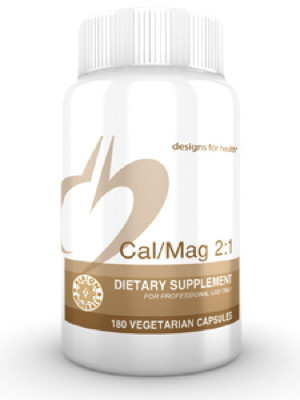 Servings Per Container: 90  As a dietary supplement, take two capsules per day with meals, or as directed by your health care practitioner.   Serving Size: 2 capsules  Amount Per Serving Calcium ... 300mg (as DimaCal® Di-Calcium Malate) Magnesium ... 150mg (as Di-Magnesium Malate)  Other Ingredients: Microcrystalline cellulose, vegetable stearate.  Does not contain gluten.