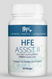 HFE Assist II for normal to higher iron. Much of the food we consume is fortified with iron. Those with genetic variants in the iron-regulating genes (HFE) may be at risk for absorbing excess iron, which can create excess inflammation and oxidative stress in the body. This product contains nutrients to reduce iron absorption and Lactoferrin to modulate iron usage. Taking one to two capsules with meals may be an effective way to support healthy iron levels.
