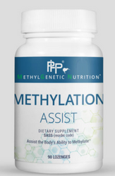 Methylation Assist contains the methylated form of vitamin B12 – methylcobalamin, as well as the energy-sustaining form of B12, hydroxocobalamin. Vitamin B6 as the superior P-5-P form is also found in this product. Both B vitamin, 6 and 12 efficiently support the important biological processes of methylation, DNA biosynthesis, homocysteine metabolism, and nervous system function.