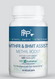 """MTHFR & BHMT Assist (METHYL BOOST) provides support for both the Folate Cycle (MTHFR) and the Methionine Cycle (BHMT). Compared to METHYL BOOST +, this formulation provides less methyl support (necessary to due to CBS, COMT, and MAO variants and/or epigenetic factors), containing the non-methylated form of vitamin B12, hydroxocobalamin, a smaller amount of trimethylglycine (TMG), less vitamin B6, phosphatidylserine and phosphatidylcholine to support BHMT (in addition to betaine) and a small amount of niacin to reduce methyl groups. It also contains additional important vitamins, minerals, and nutrients such as vitamin B1, B2, B6, biotin, chelated TRAACS® magnesium and zinc, lithium, Pancreatin and New Zealand glandulars. This unique """"low dose"""" methyl support is gentle and highly effective in supporting various metabolic pathways."""