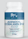 Adenosyl-Cobalamin B12 Assist contains 3000 mcg of vitamin B12 in its adenosylcobalamin form. Adenosylcobalamin is considered an active coenzyme form of B12, meaning it is used directly in B12-dependent enzyme reactions in the body. Vitamin B12 is required for red blood cell formation, neurological function, and DNA synthesis. Vitamin B12 also functions as a cofactor for methionine synthase and L-methylmalonyl-CoA mutase. Methionine synthase catalyzes the conversion of homocysteine to methionine. Methionine is required for the formation of SAMe (S-adenosylmethionine), which is the body's most important methyl donor.