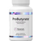 • Purest form: Purest Possible Butyric Acid Supplement Specially Formulated Utilizing the CyLoc Process to Provide Strategic SCFA's in a Single Molecule Form. • Right in the gut health: ProButyrate® is a supplement using the purest possible Butanoic acid, unlike other Butyric supplements that use Butyric salt. Butyric acid is a short-chain fatty acid believed to provide optimal benefit to the gastrointestinal tract.* • Absorbable efficiency: ProButyrate® uses Tesseract's technology to offer higher bio-availability than many Butyric acid supplement capsules. Butyric acid has been scientifically shown to support and promote the health of the GI tract and microbiome.* • Proven molecules, optimal delivery: Tesseract is using scientifically advanced technology to support patients struggling to support their health in the modern world of compromised diets and environments. Their supplements are uniquely bioavailable.
