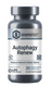 Live your longest, healthiest life with GEROPROTECT® Autophagy Renew, a novel formula that encourages autophagy, the natural process for recycling cellular debris that can get in the way of healthy cell function.