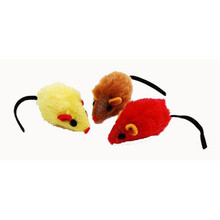 Zanies Plush Mouse - Single (Assorted)