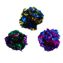 Zanies Mylar Ball - Single (Assorted)