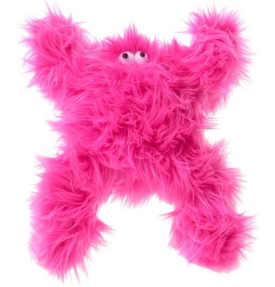 Hot Pink Boogey Monster