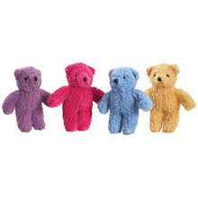Zanies Berber Bear Dog Toy - Single (Assorted)