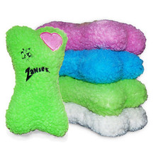 Zanies Berber Bone Dog Toy - Single (Assorted)