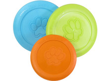 Zisc - Flying Disc For Dogs - Single (Assorted)