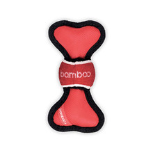CombatX Bow Tie Dog Bone Toy