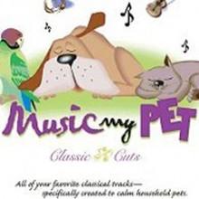Music My Pet Classical CD