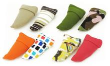 Honeysuckle Socks - 2 pack (Assorted)