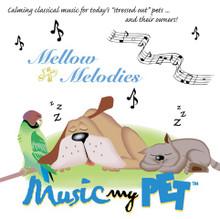Music My Pet Mellow Melodies CD