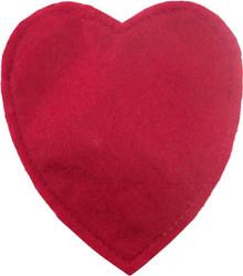 Catnip Felt Hearts - Single