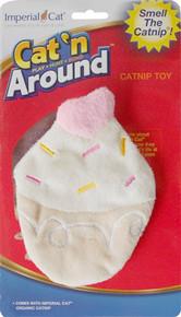 Cat'n Around Cupcake Catnip Toy