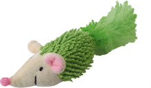Happy Hedgehog Refillable Catnip Toy
