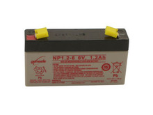 6V 1.2AH ENERSYS SLA BATTERY