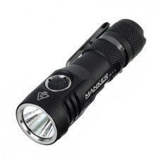 Manker U11 1050 Lumen CREE XP-L LED USB Rechargeable Flashlight (Upgraded Version)