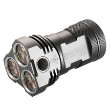#Clearance Sale# Manker MK34 Flashlight - 12x LED - 3x 18650